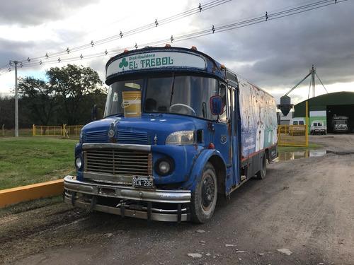 mercedes benz 1114 (furgon de reparto)