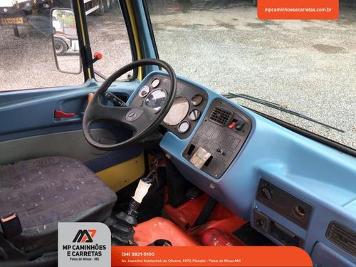 mercedes-benz 1214 caminhão