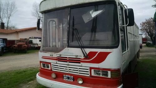 mercedes benz 1214/45, año 1984 furgon vendo urgente