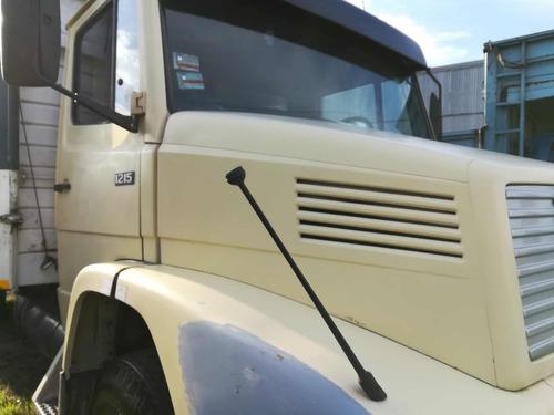 mercedes-benz 1215 chasis carroceria baranda volc