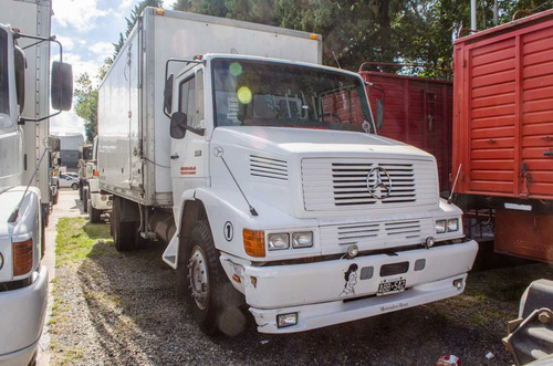 mercedes benz 1215 furgón térmico 1995 forcam