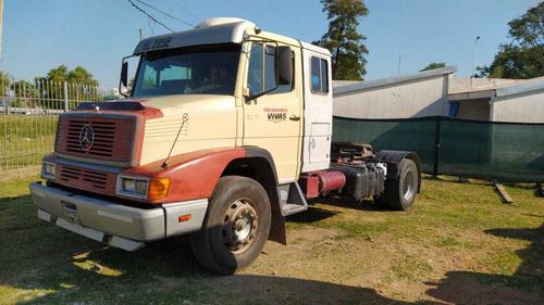 mercedes benz 1215 tractor 1994