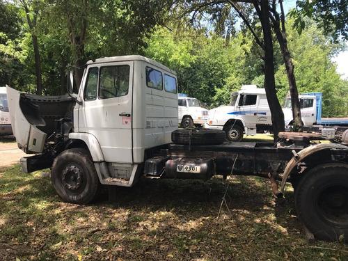 mercedes benz 1215/42 tractor año 1993