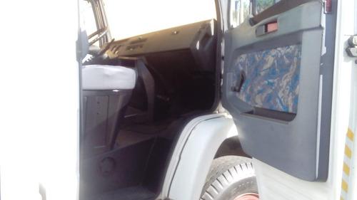 mercedes benz 1215/95 con furgon termico los 4 ases