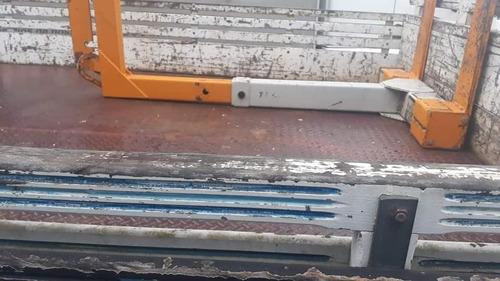 mercedes benz 1218 1995 6x2 muck