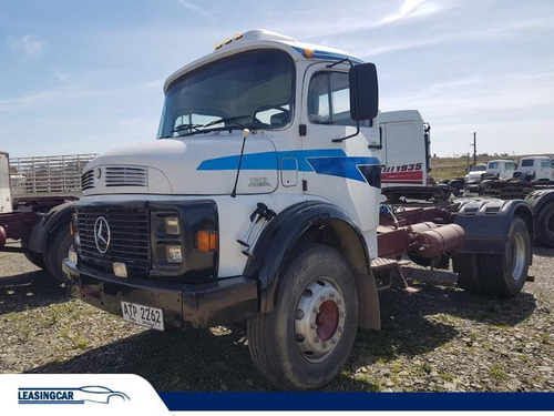 mercedes benz 1313 tractor eje simple 1991 impecable!