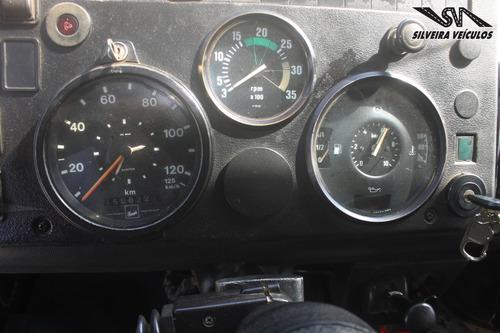 mercedes benz 1318 - ano: 1988 - carroceria