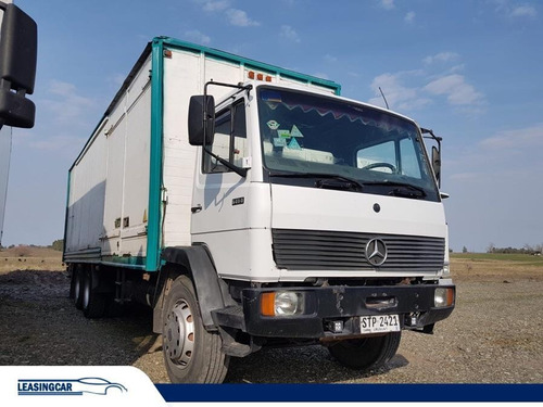 mercedes benz 1414 con furgon termico 1993 impecable!
