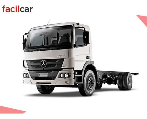 mercedes benz 1418/48 0km diesel 0km