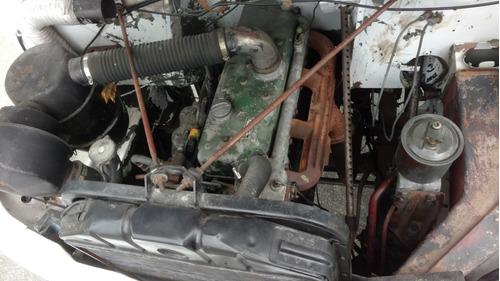 mercedes-benz 1513 mecânica operacional