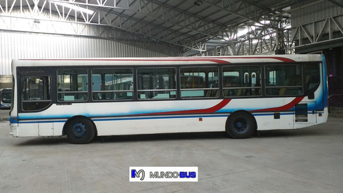 mercedes benz 1618 carrocería ugarte 2011 en mundobus