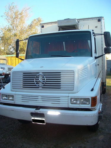 mercedes benz 1618 chasis impecable anticipo + financiacion
