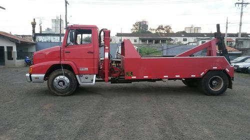 mercedes benz 1618 guincho lança para caminhão