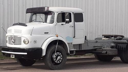 mercedes benz  1618 tractor