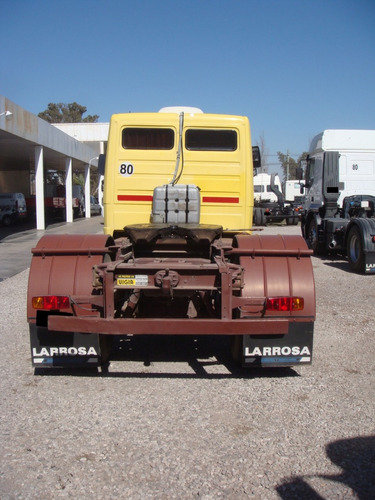 mercedes benz 1618 tractor anticipo + financiacion