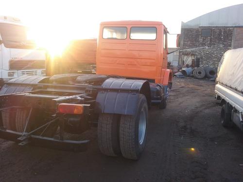 mercedes benz 1620 1618 tractor -entrega+ctas- zaccocamiones