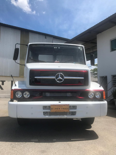 mercedes-benz 1620 2004 truck + chassi