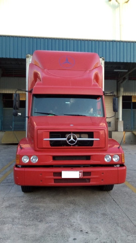 mercedes benz 1620 6x2 truck 2009 no chassi alongado