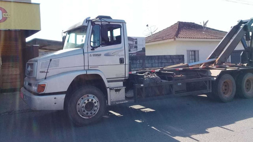 mercedes-benz 1620 roll on off