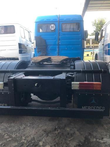 mercedes benz 1620 tractor mod 98 azul