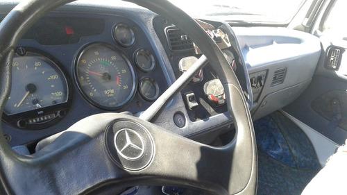 mercedes benz 1620l  2005 c/ 500.000 kms