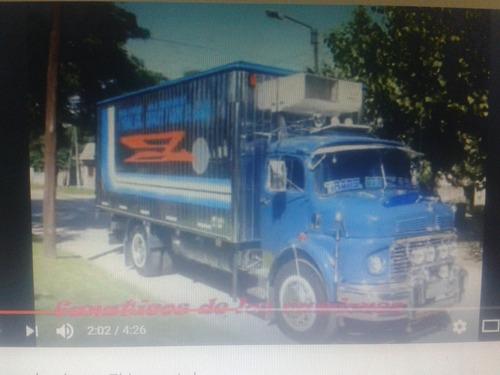 mercedes benz 16_21 caja fuller de 8 y 12 toneladas de carga