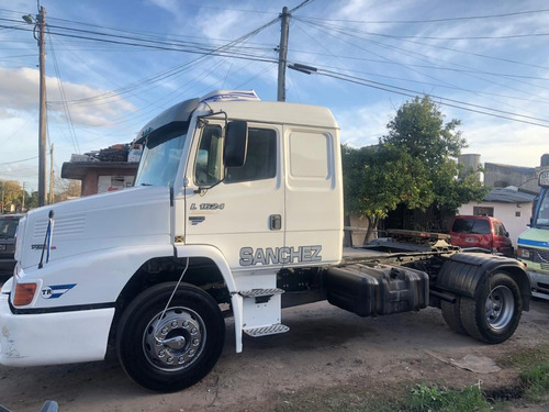 mercedes benz 1624 mod 2010 tractor blanco electronico
