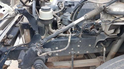 mercedes benz 1624 motor echo completo unica mano   ricagram