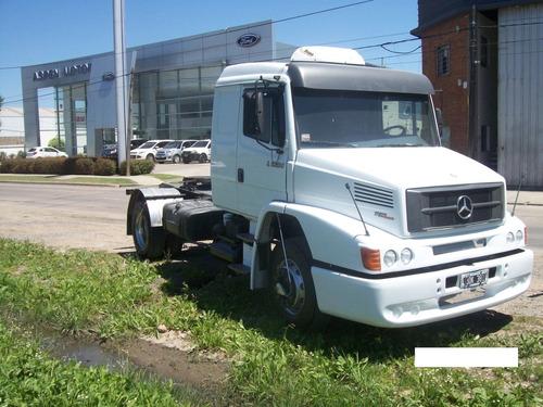 mercedes benz 1624 tractor 2011