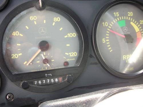 mercedes benz  1624/2009 tractor en  excelente estado