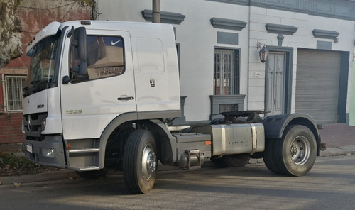 mercedes benz 1628 atego año 2012 tractor  impecable estado