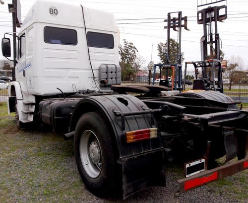 mercedes benz 1632 tractor 2001
