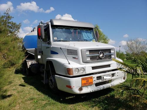 mercedes benz 1634 tractor año 2007 buen estado general