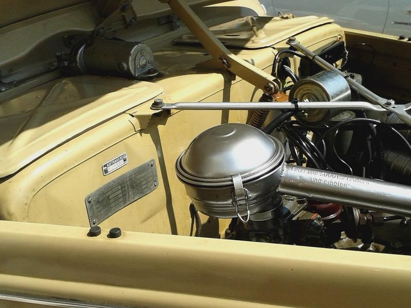 mercedes benz 170 s placa preta