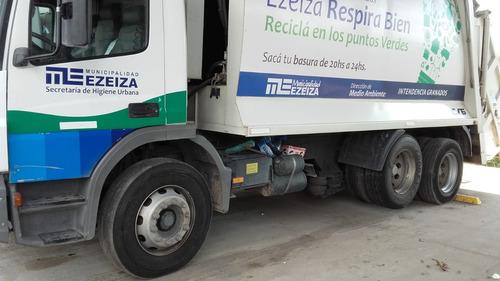 mercedes benz 1725 chasis largo balancin  2014