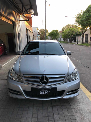 mercedes-benz 1.8 c200 city b.efficiency /// 2012 - 21.000km