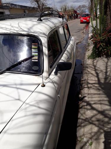 mercedes benz 180 d wagon (rural) en excelentes condiciones