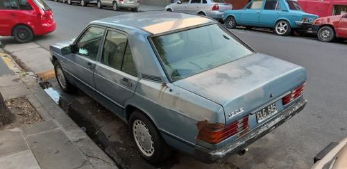mercedes benz 190 e 1986 $159.900