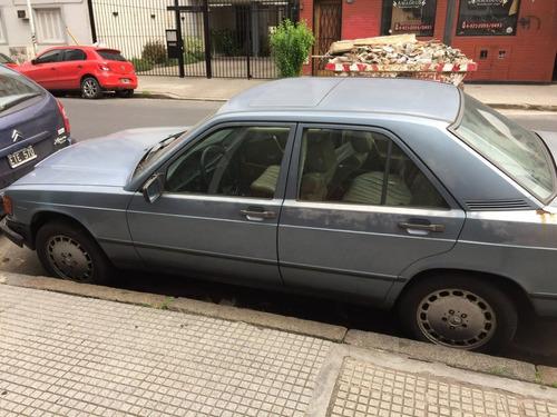 mercedes benz 190 e 1986 $89900