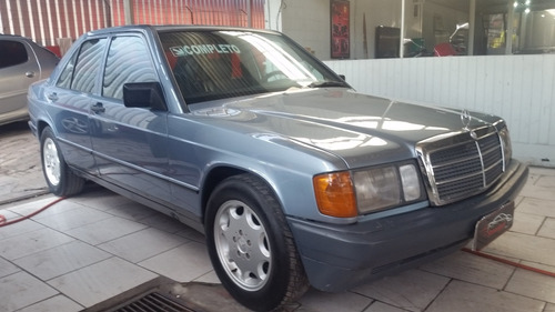 mercedes-benz 190 e 2.5 sedan 16v gasolina 4p manual