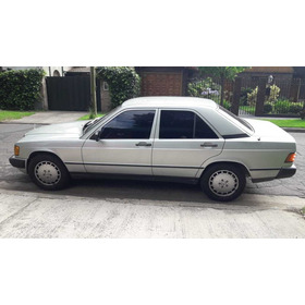 Mercedes-benz 190e 1985 2.3l M/b Estado