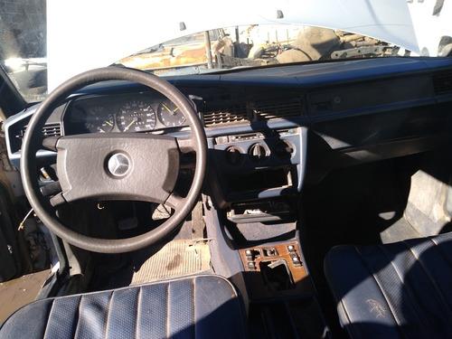 mercedes-benz 190e sin motor