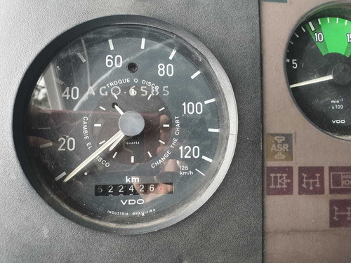 mercedes benz 1935 6x2 ano 1996/97