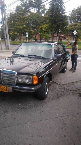 mercedes-benz 1981