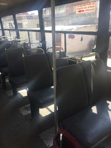 mercedes benz 1998. bus comercial. buseta.