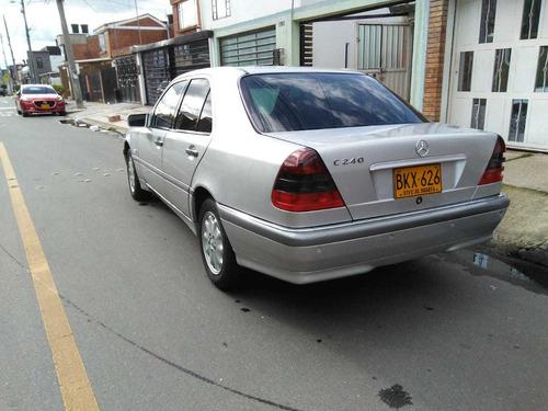 mercedes-benz 1998 sedan