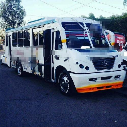 mercedes benz 2012, a credito ayco magno, 27 asientos.
