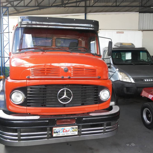mercedes-benz  2013 truck  ano 1979