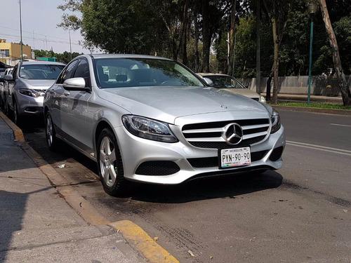 mercedes benz 2015 cgi180 sport navi piel f orig acepto auto
