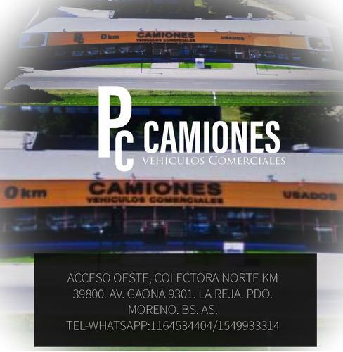 mercedes benz 2040 2010 caja manual $2.200.000 impecable!!!